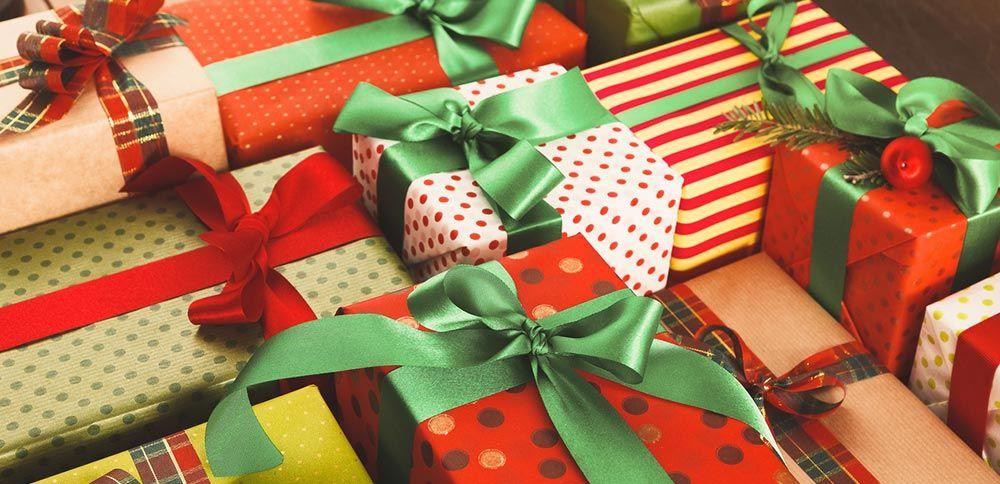4 fő ok a karácsonyi ajándékok vásárlására novemberben