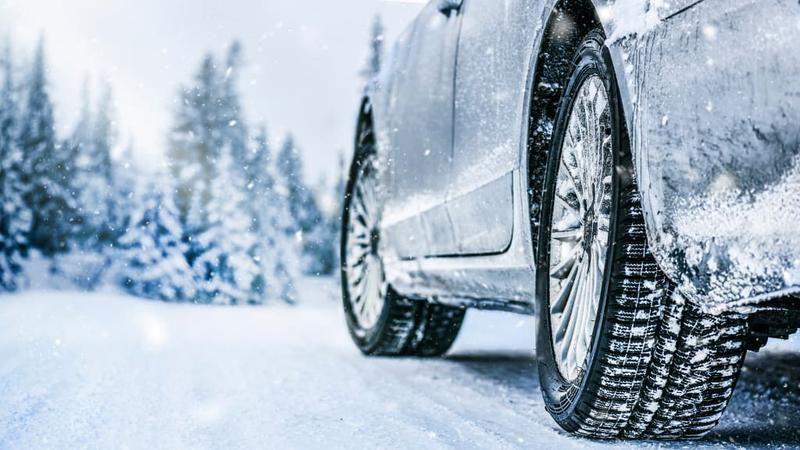 Autózás télen