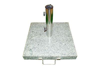 Napernyőtalp GARTHEN 50 kg - gránit / rozsdamentes