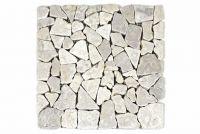 Márvány mozaik Garth - krém, 1 m2