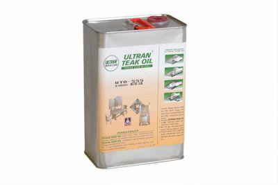 Ápoló és védő teak olaj - 3,8 l, teak fára
