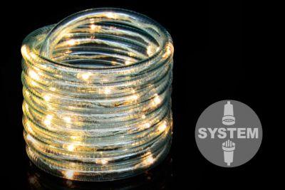diLED fénykábel NEXOS 3m/40 LED - meleg fehér