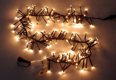 LED  világító lánc 180 LED diódával