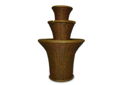 Kerti csobogó szökőkút GARTHEN - 50 x 50 x 78 cm