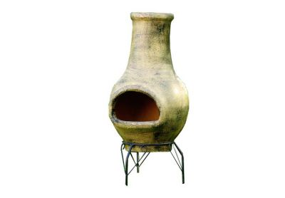 TERA Kerti terrakotta kemence 83 cm