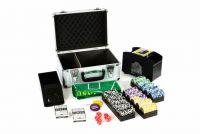 Póker készlet DELUXE - 300 db zseton
