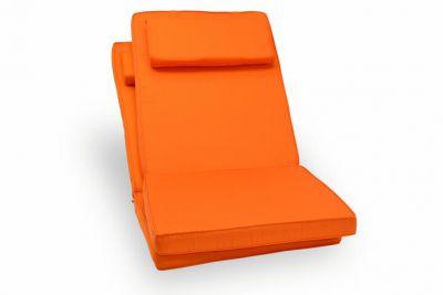 Kerti párna készlet Garth 2 db - narancssárga