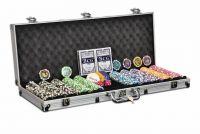 Póker készlet OCEAN CHAMPION - 500 db zseton
