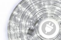 LED fénykábel 40 m - hideg fehér, 960 dióda