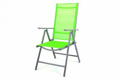 Kerti szék összecsukható GARTHEN - zöld
