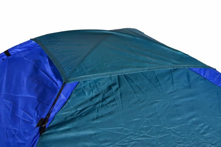 2248ef8bbaa1 Camping sátor GARTHEN 4 személyes - kék/fekete | iDilego.hu