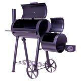 Kerti grillsütő XL BBQ2 - 125 x 60 cm