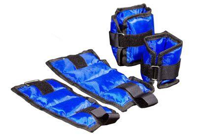 Csukló- és bokasúlyok - kék