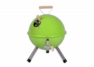 Kerti mini grillsütő GARTHEN – zöld