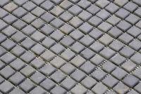 Márvány mozaik Garth, burkolat - szürke