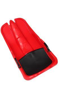 Műanyag bob SUPERJET A2032-CRV -  piros