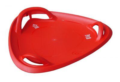 Szánkó tányér METEOR A2034/3-CRV 60 cm - piros