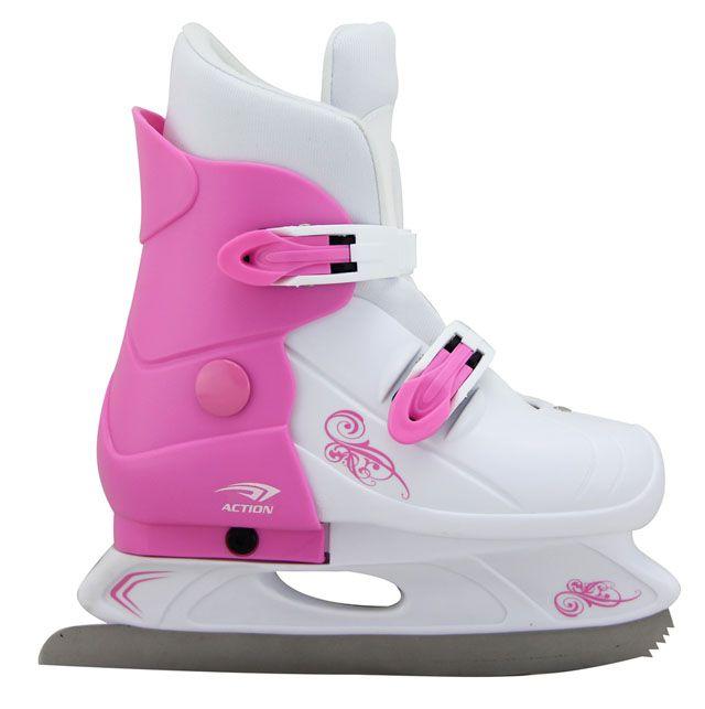 Széthúzható jégkorcsolya lányoknak MÉR. 33 36