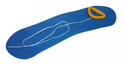 Snowboard gyerek műanyag 05-A2033 - kék