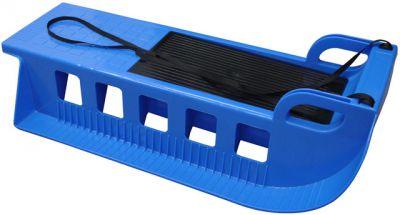 Műanyag szánkó A2043 - kék