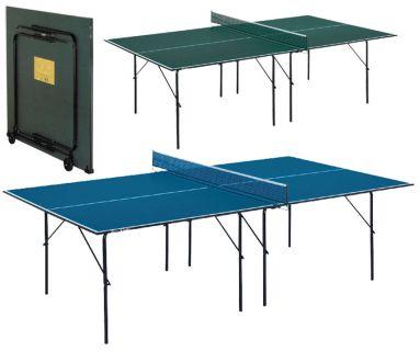 Asztalitenisz pingpong asztal SPONETA S1-52i - zöld