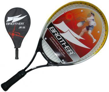 Teniszütő gyermek 55 cm tokkal