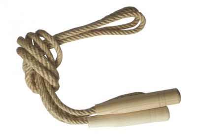 Ugrálókötél JUTA kúpos - 250 cm