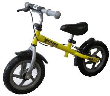 Gyerek futkosó LION - sárga