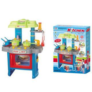 Gyermek konyha G21 kiegészítőkkel, kék