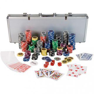 Póker készlet ULTIMATE - 500 db zseton