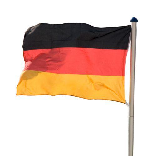 Zászló rúd német 6,5 m - GER