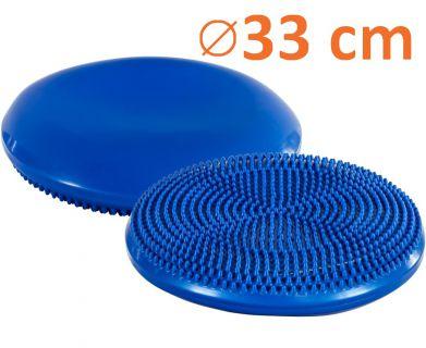 Masszírozó dinamikus légpárna MOVIT® 33 cm - kék