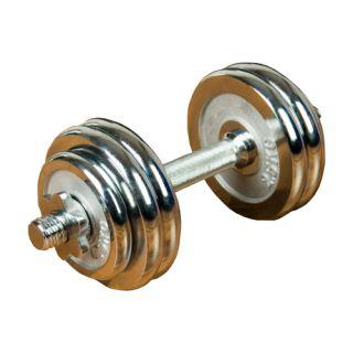 Súlyzó egykezes MOVIT® Profi - 15 kg