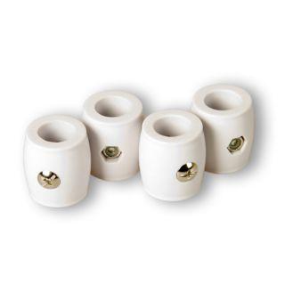 Ütköző gyűrű kapus rúdra - 4 db, 15,9 mm