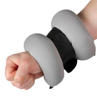 Neoprén bokasúly - 2 kg, szürke/fekete