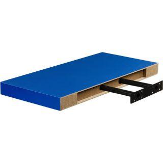 Fali polc STILISTA® Volato 90 cm - kék