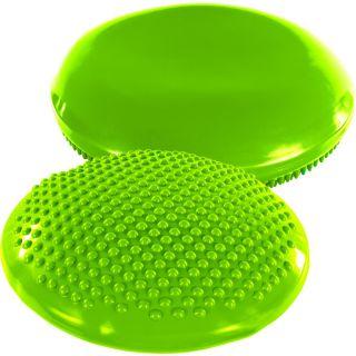 Masszírozó dinamikus légpárna MOVIT - 37 cm, zöld