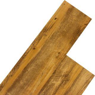 Úszó vinyl padló STILISTA 5,07m², barna kámforfa