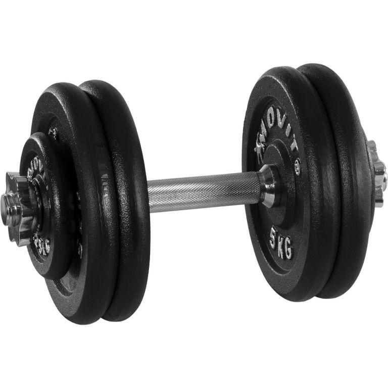 Súlyzó egykezes MOVIT® - 25 kg