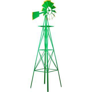 Szélmalom TUIN zöld - 245 cm