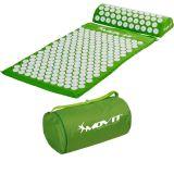 Akupresszúrás matrac MOVIT® 75 x 44 cm - zöld