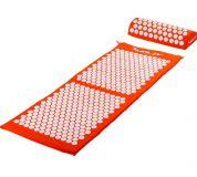 Akupresszúrás matrac MOVIT® 130 x 50 cm - narancssárga