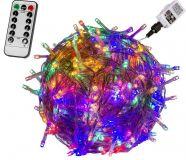 RMT Fényfüzér VOLTRONIC® - 5m/50x LED színes