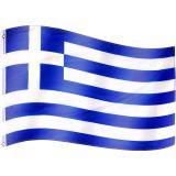 Zászló görög GRE - 120 x 80 cm
