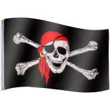 Zászló Jolly Roger - 120 x 80 cm