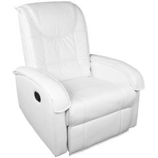 TV fotel TUIN - fehér