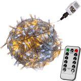 RMT fényfüzér VOLTRONIC® - 5m/50x LED fehér mix