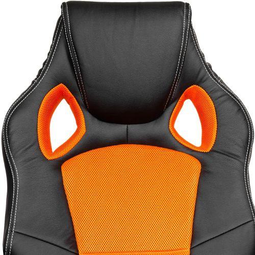 Irodai forgószék GS Series- narancssárga