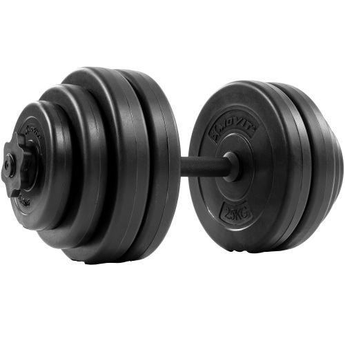 Egykezes súlyzó szett MOVIT® - 30 kg