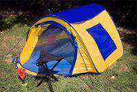 Kemping sátor Quechua - sárga